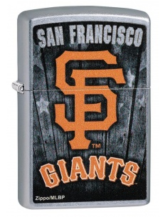 Brichetă Zippo 29798 San Francisco Giants Lighter