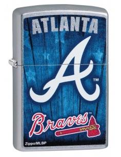 Brichetă Zippo 29800 Atlanta Braves
