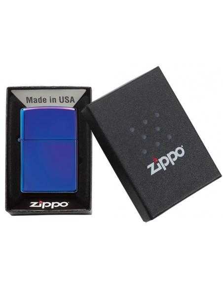 Brichetă Zippo 29899 High Polish Indigo