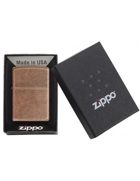 Brichetă Zippo 301FB Antique Copper