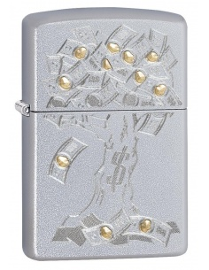 Brichetă Zippo 29999 Money Tree Design