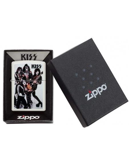Brichetă Zippo 49017 KISS-Iconic Rock Band