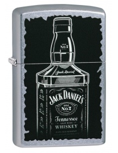 Brichetă Zippo 29758 Jack Daniel's Tennessee Whiskey Bottle