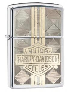 Brichetă Zippo 29779 Harley Davidson-Logo