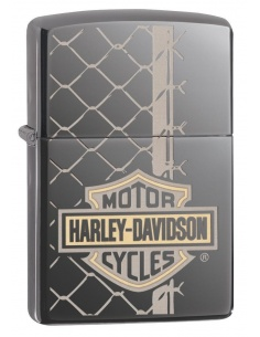 Brichetă Zippo 29737 Harley Davidson-Logo
