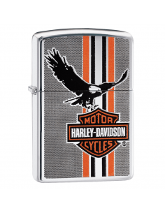 Brichetă Zippo 29656 Harley Davidson-Eagle Logo