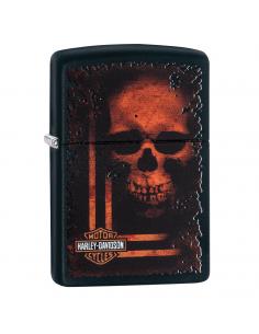 Brichetă Zippo 29654 Harley Davidson-Skull