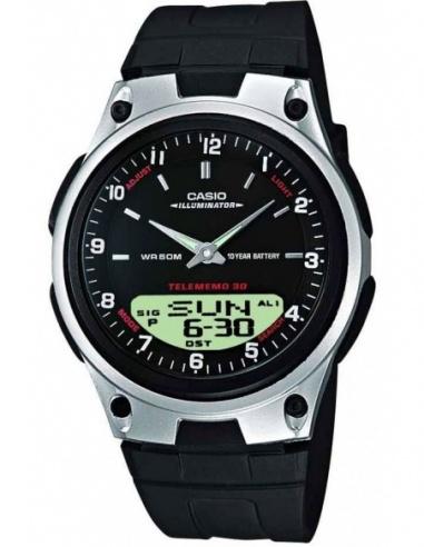 Ceas unisex Casio AW-80-1A
