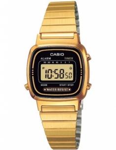 Ceas de dama Casio Retro Vintage LA670WEGA-1EF