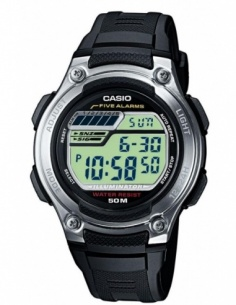 Ceas unisex Casio Sports W-212H-1A