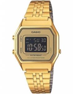 Ceas de dama Casio Retro Vintage LA680WEGA-9BER
