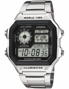 Ceas barbatesc Casio Sports AE-1200WHD-1AVEF