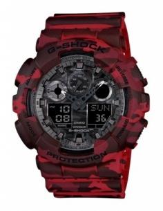 Ceas barbatesc Casio G-Shock GA-100CM-4AER