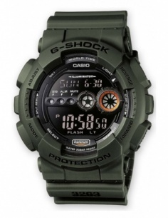 Ceas barbatesc Casio G-Shock GD-100MS-3ER