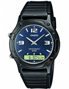 Ceas unisex Casio AW-49HE-2A