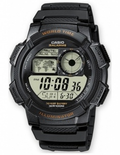 Ceas barbatesc Casio Sports AE-1000W-1AVEF