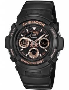 Ceas barbatesc Casio G-Shock AW-591GBX-1A4ER