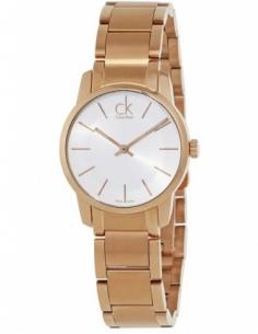 Ceas de dama Calvin Klein City K2G23646