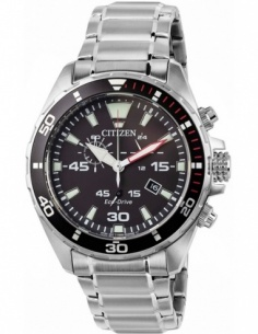 Ceas barbatesc Citizen Chrono Eco-Drive AT2430-80E