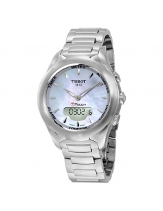 Ceas de dama Tissot T-Touch T075.220.11.101.00 T0752201110100