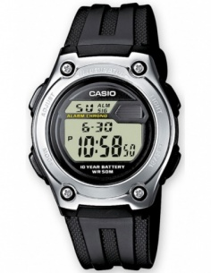 Ceas unisex Casio Sports W-211-1A