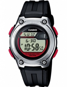 Ceas unisex Casio Sports W-211-1B