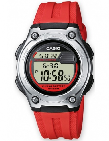 Ceas unisex Casio Sports W-211-4A