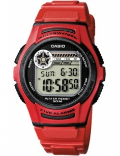 Ceas unisex Casio Sports W-213-4A