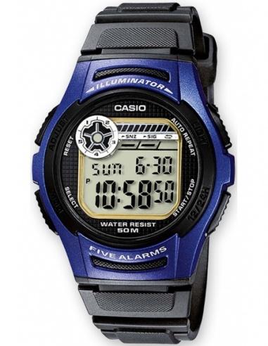Ceas unisex Casio Sports W-213-2A