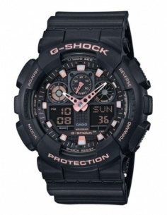Ceas barbatesc Casio G-Shock GA-100GBX-1A4ER