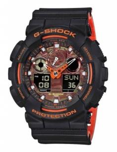 Ceas barbatesc Casio G-Shock GA-100BR-1AER