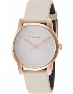 Ceas de dama Calvin Klein City K2G236X6