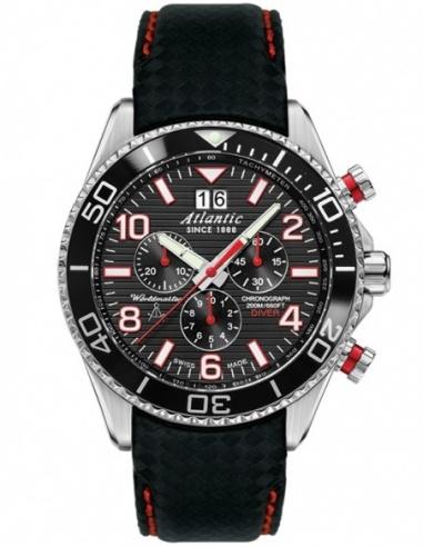 Ceas barbatesc Atlantic Worldmaster Diver 55470.47.65RC
