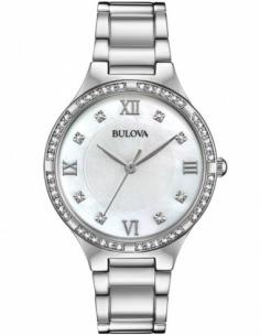 Ceas de dama Bulova Crystal 96L262