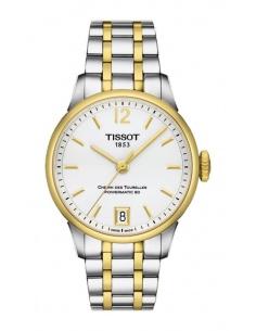 Ceas barbatesc Tissot T-Classic Chemin Des Tourelles T099.207.22.037.00 T0992072203700