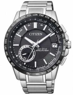 Ceas barbatesc Citizen Eco-Drive Satellite Wave-GPS CC3005-51E