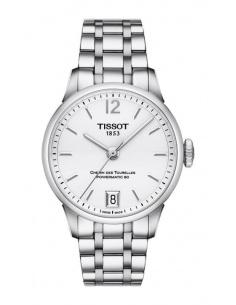 Ceas barbatesc Tissot T-Classic Chemin Des Tourelles T099.207.11.037.00 T0992071103700