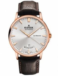 Ceas barbatesc Edox Les Bemonts 83015 37R BIR