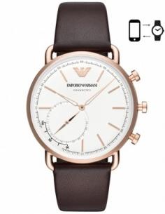 Smartwatch hibrid barbatesc Emporio Armani Hybrid Smartwatch ART3029