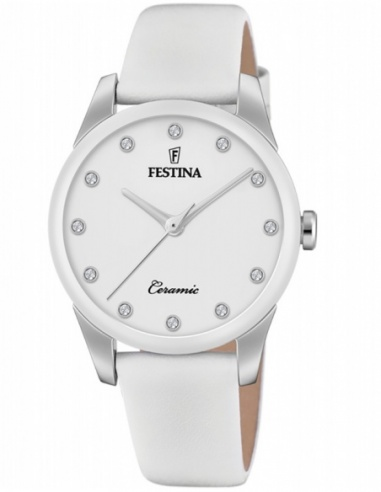 Ceas de dama Festina Ceramic F20473/1