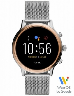 Smartwatch hibrid de dama Fossil Smartwatch FTW6061
