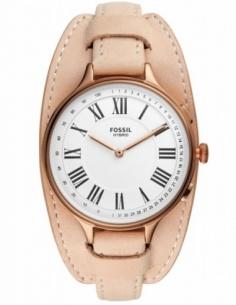 Smartwatch hibrid de dama Fossil Hybrid Smartwatch FTW5077