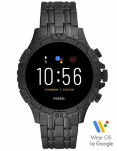 Smartwatch barbatesc Fossil Smartwatch FTW4038