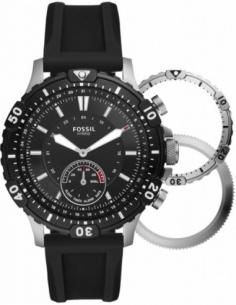 Smartwatch hibrid barbatesc Fossil Hybrid Smartwatch FTW1190SET