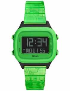 Ceas barbatesc Fossil Retro Digital FS5677
