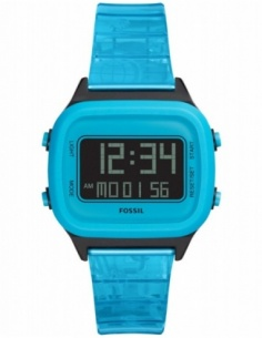 Ceas barbatesc Fossil Retro Digital FS5676