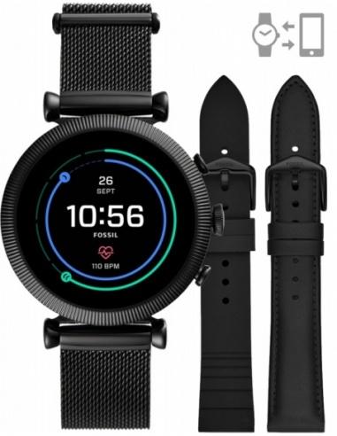 Smartwatch unisex Fossil Smartwatch FTW6055SET