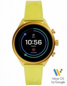 Smartwatch de dama Fossil Smartwatch FTW6060