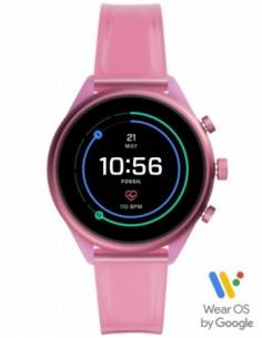 Smartwatch de dama Fossil Smartwatch FTW6058