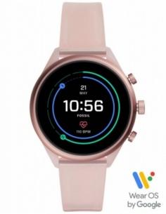 Smartwatch de dama Fossil Smartwatch FTW6056